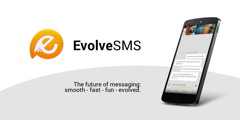 EvolveSMS-Feature-graphic