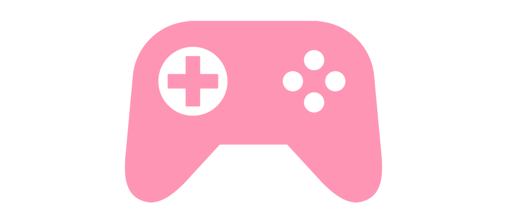 Google Play Games - Pink