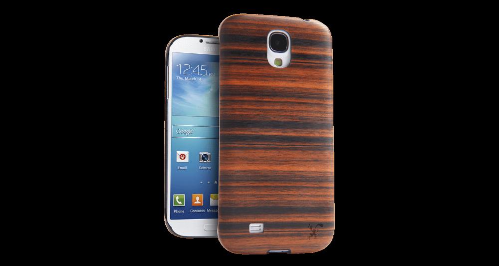 S4 Wood Case