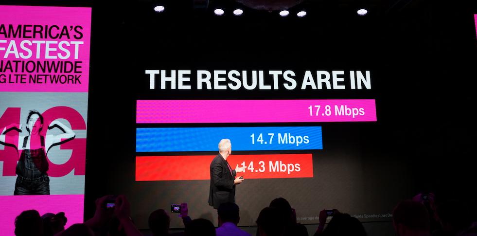 t-mobile tmobile john legere LTE