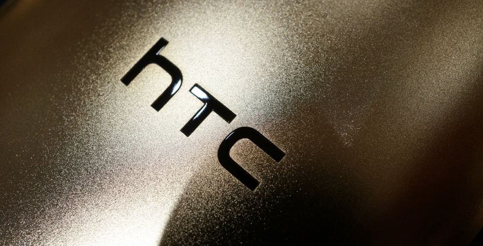 htc logo 18k gold