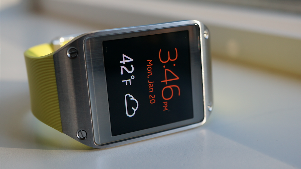 samsung galaxy gear update