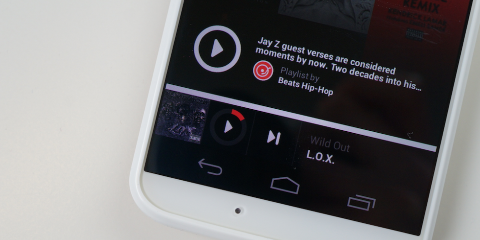 Beats Music Reportedly Growing Slower Than Expected