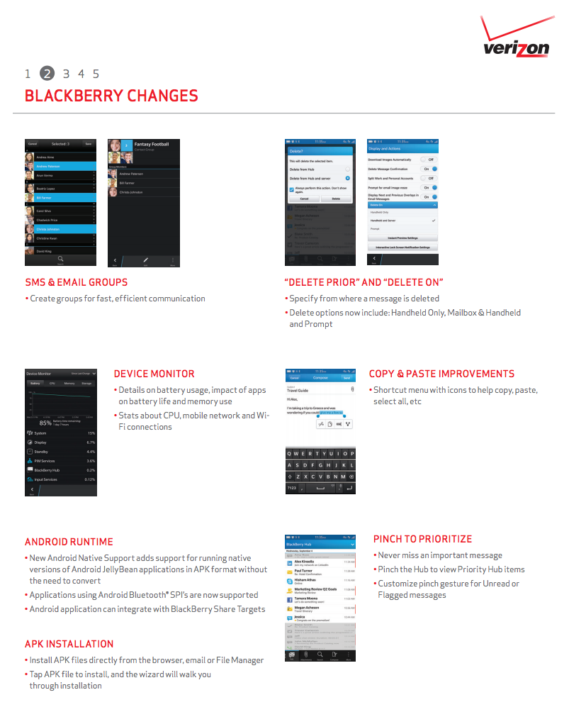 Blackberry 10 2 1 Goes Live Today, Brings a Full Android Runtime for