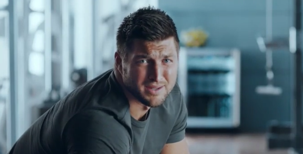 tim tebow t-mobile
