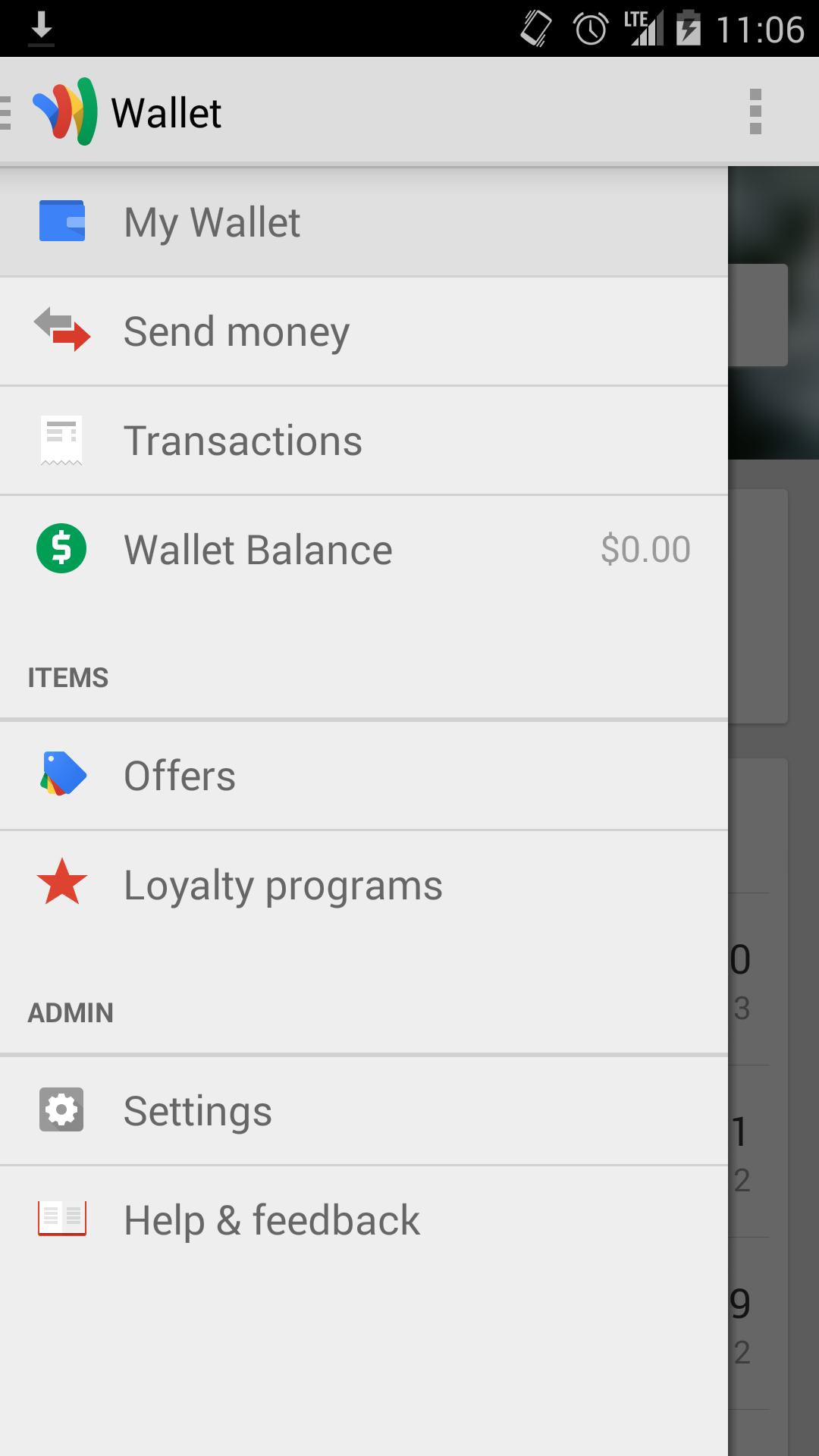 google wallet update incoming loyalty card scanning and notifications in tow droid life. Black Bedroom Furniture Sets. Home Design Ideas