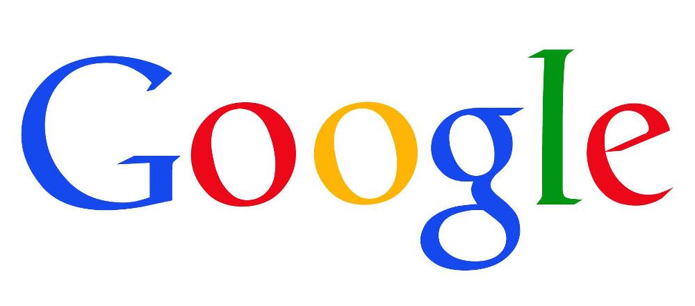 google logo flat new