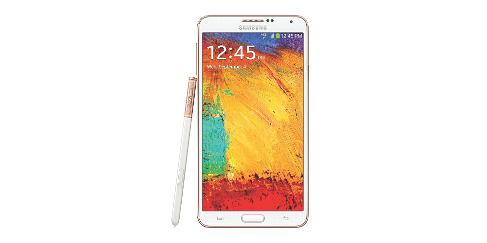 rose gold verizon galaxy note 3