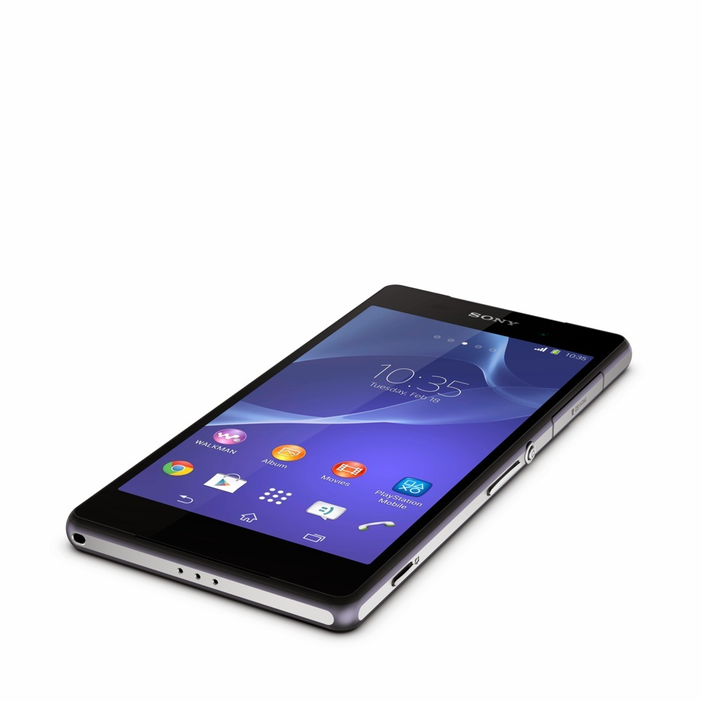 Sony Announces New Flagships for 2014 – Xperia Z2 and Z2