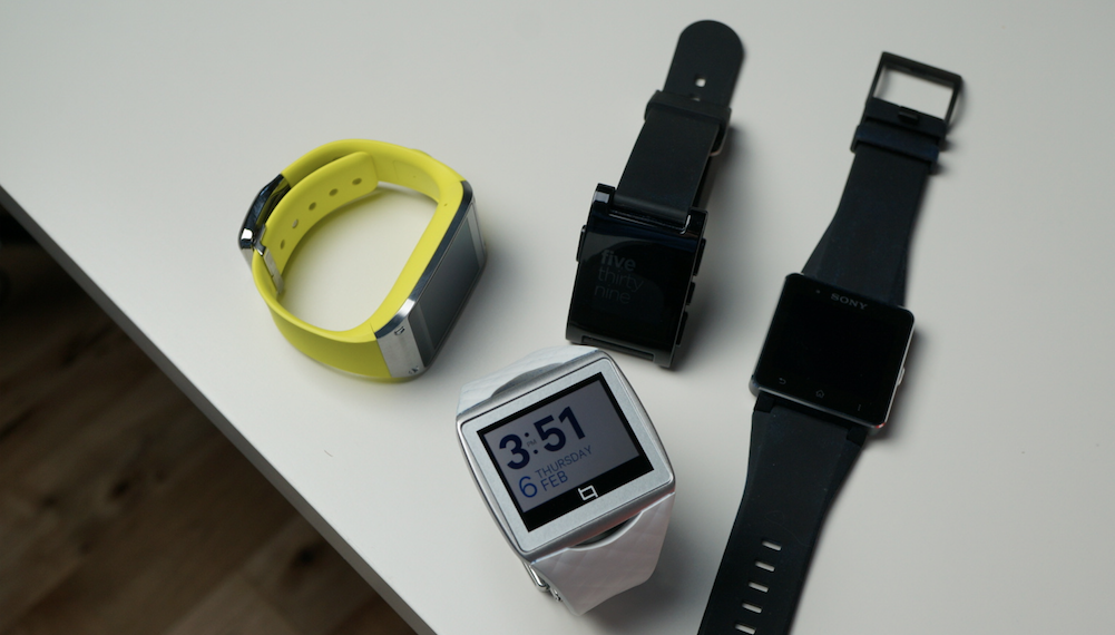 smartwatch android gear toq sony