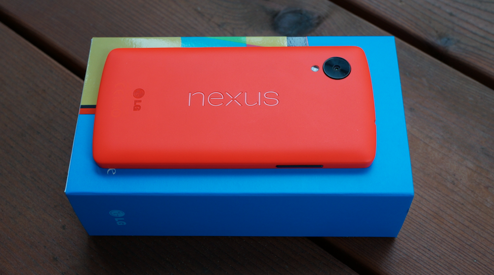 red nexus 5