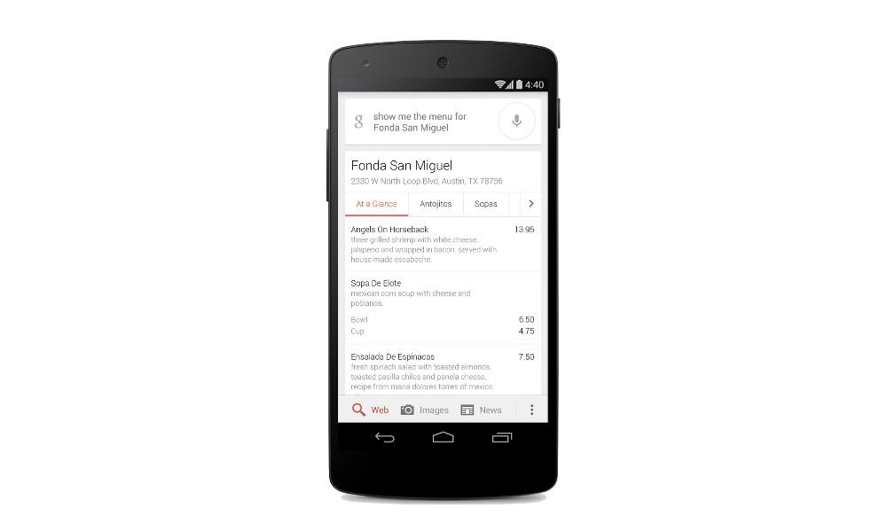 google search menus1