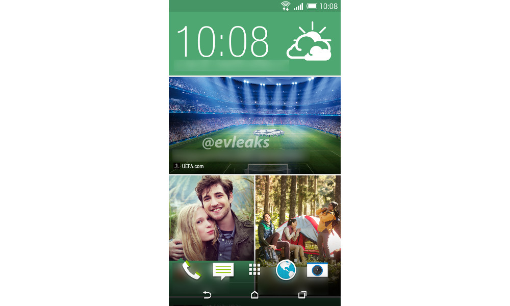 htc m8 home screen1