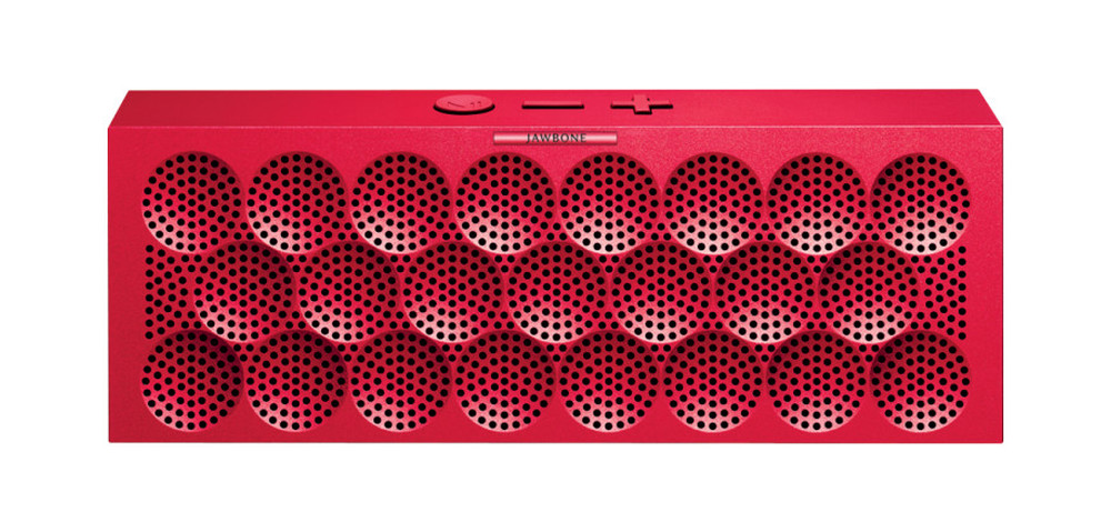 red mini jambox