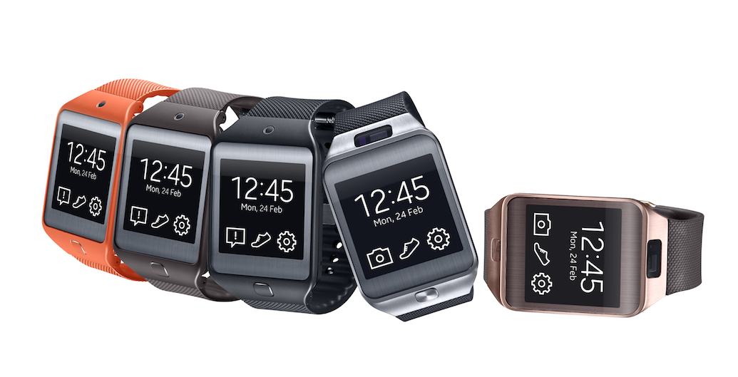 samsung gear 2 - BREAKING NEWS : Samsung Announces the Gear 2 and Gear 2 Neo running Tizen with Better battery life and Waterproofing