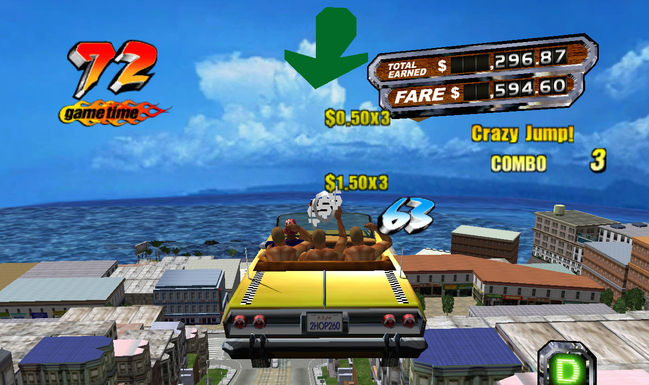 SEGAs Crazy Taxi Now Free for Limited Time Crazy Taxi