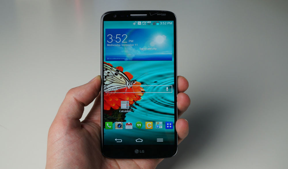 LG G3 (D850) Tipped to Have QHD 1440 x 2560 Display (Updated ...