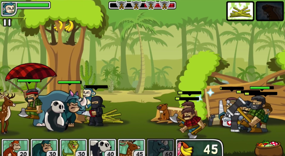 Lumberwhack__Defend_the_Wild_Official_Trailer_-_Side-Scrolling_Tower_Defense_Game_for_Android___iOS_-_YouTube