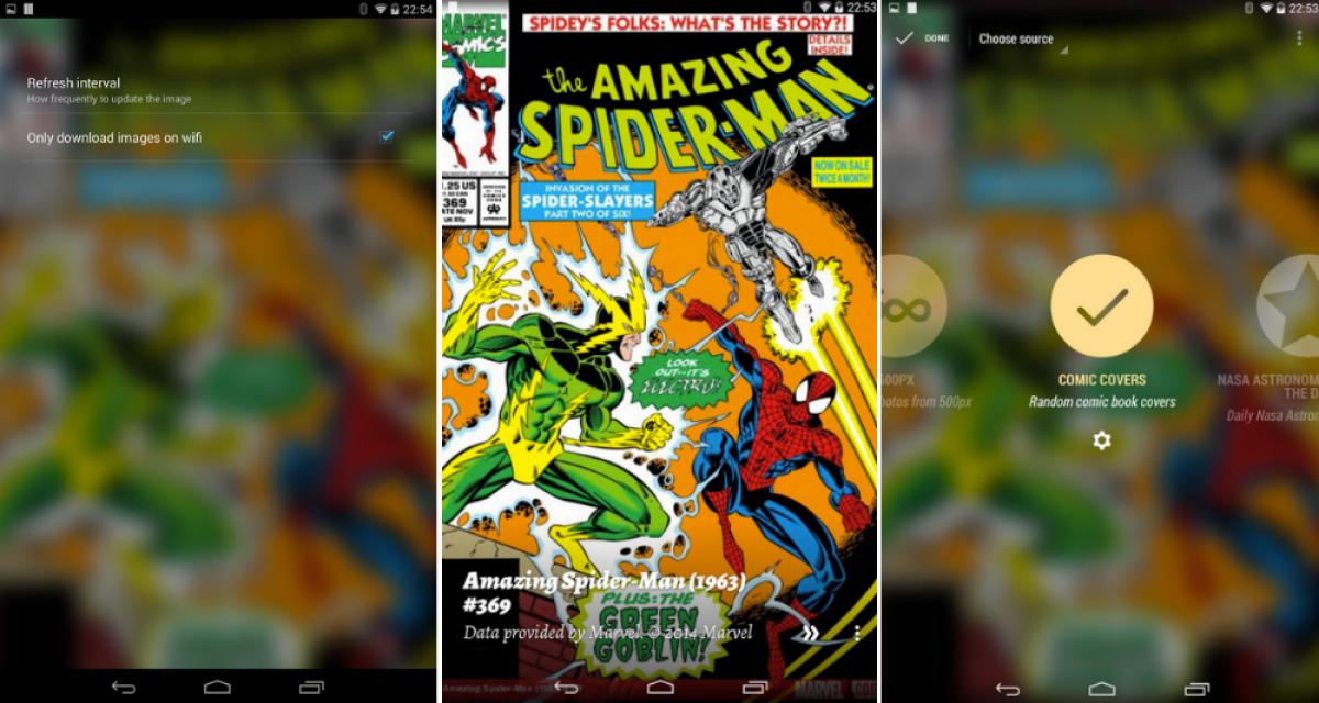 Muzei Plugin Brings Your Favorite Comic Book Covers to ...