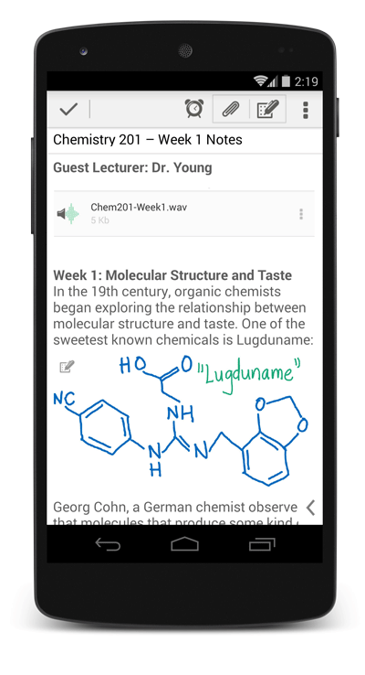 android_chem