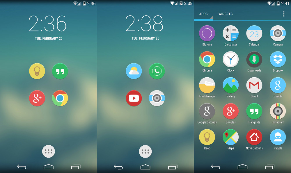 5 icon packs to check out vibe flatee peek rounded up