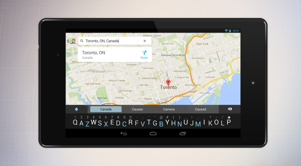 Minuum Keyboard 2 0 Hits Google Play, Try it Now for Free