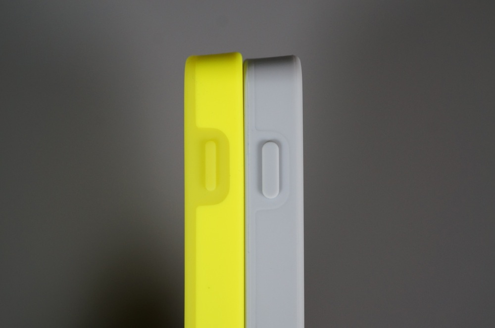 best feeling Nexus 5 case Nexus 5 Bumper Case Yellow