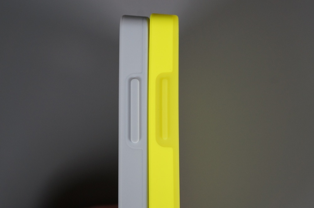 nexus 5 bumper-5 Nexus 5 Bumper Case Yellow