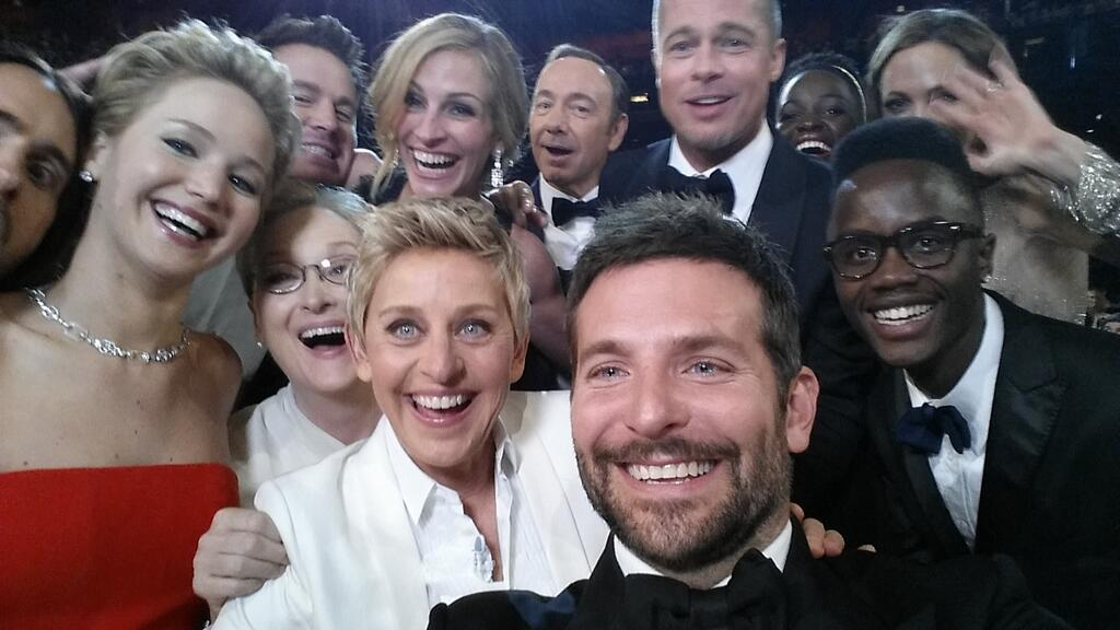 Samsung Wins the Oscars, Note 3 Takes Photo in Most Retweeted Tweet Ever | Droid Life