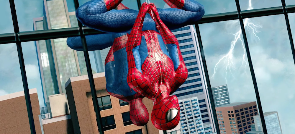 Amazing Spiderman 2