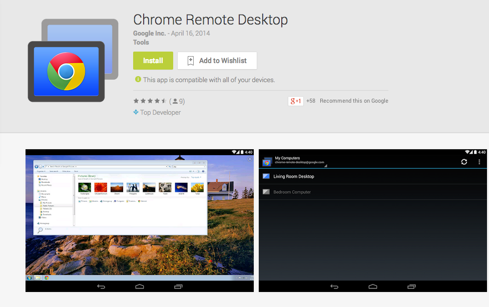 chrome extension download android app
