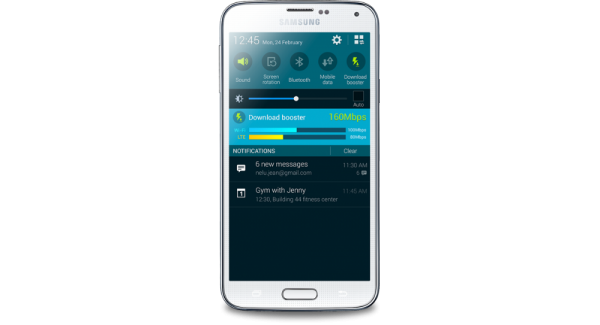Verizon, AT&T, and Sprint Kill Off Galaxy S5 Download Booster Feature