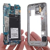 Galaxy S5 Teardown - 1