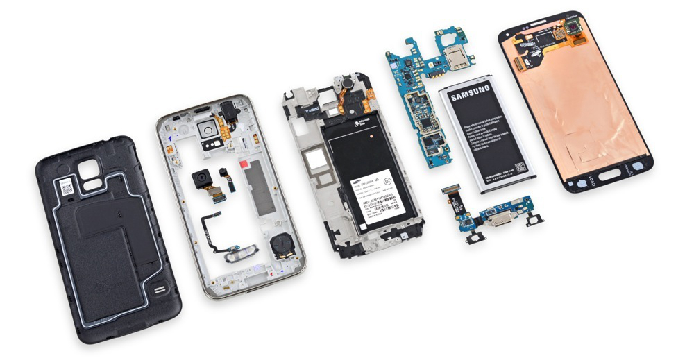 Galaxy S5 Teardown - 8