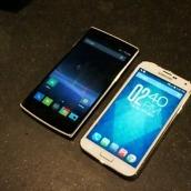 OnePlus One Galaxy S5 - 1