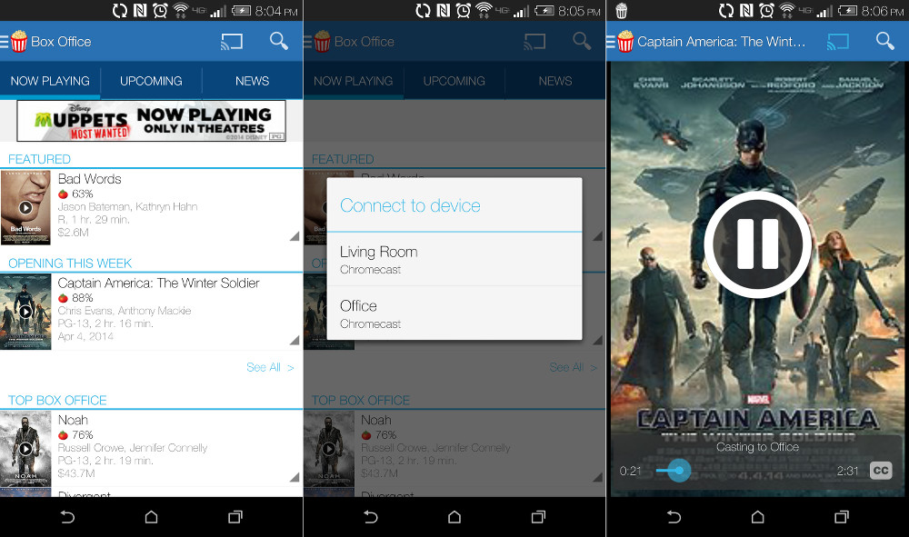 flixster android1
