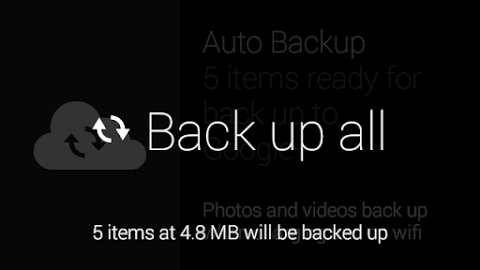 glass auto backup update