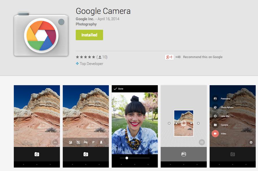 google camera latest version download