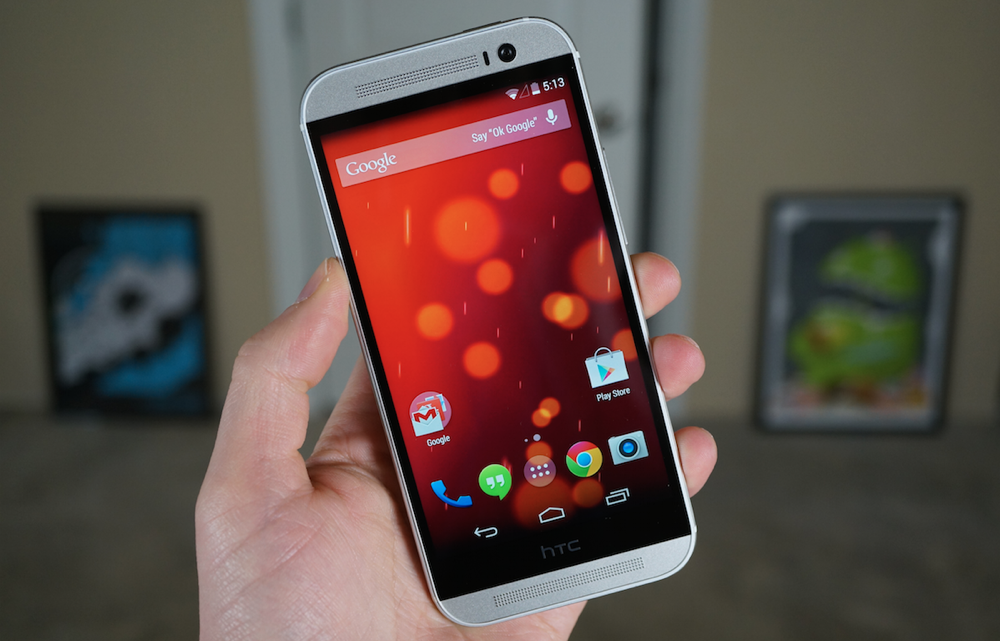 Htc one m7 google play edition 4. 2. 2 rom [full review] and install.