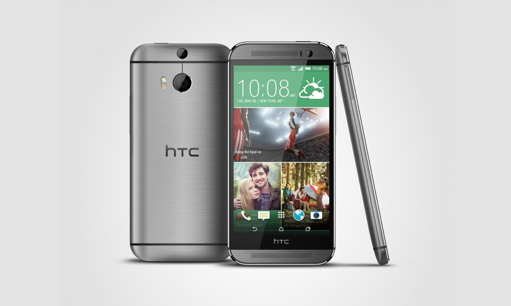 htc one m8 gunmetal official