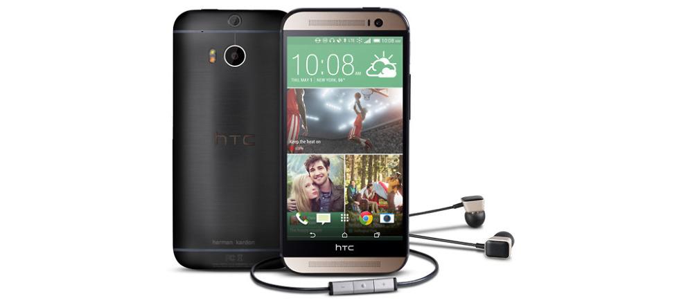 Sprint and HTC Introduce One (M8) Harman Kardon Edition ...