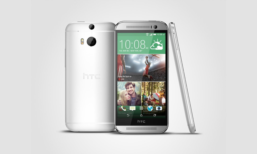 htc one m8 silver official