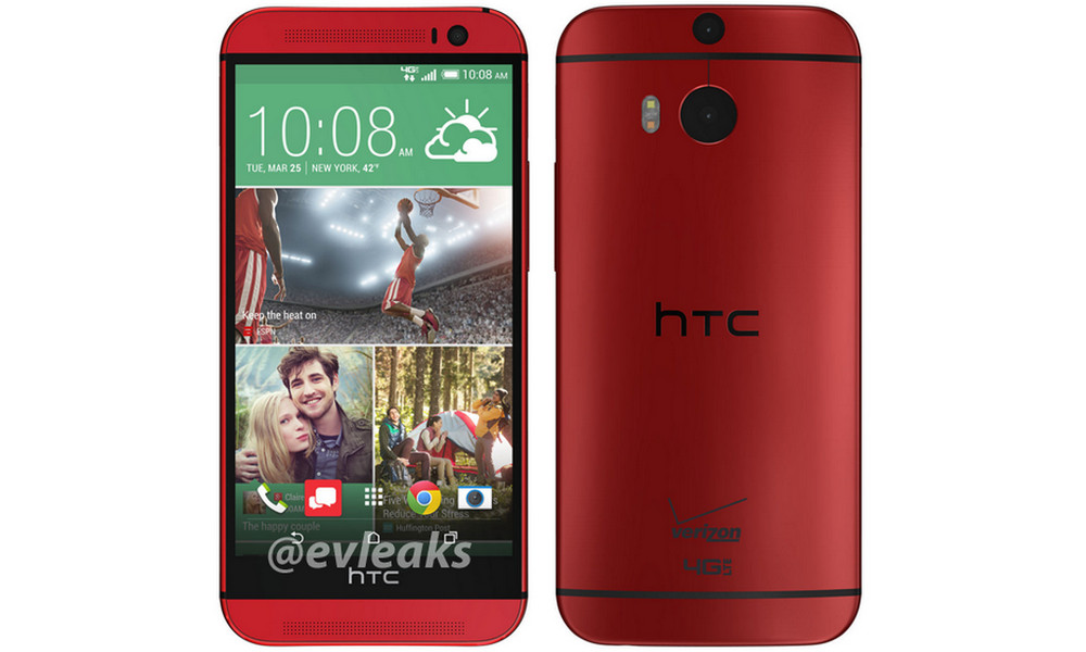 red htc one m8 verizon