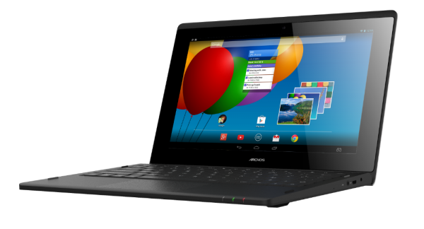 Archos Unveils the Arcbook, Android-powered Netbook With Touchscreen