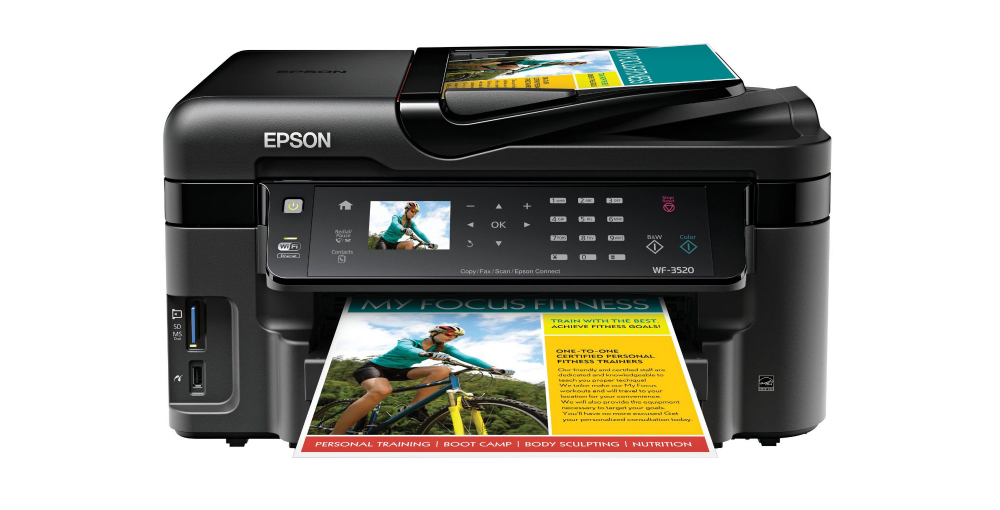 Epson Now Supports Android 4.4+ Native Printing