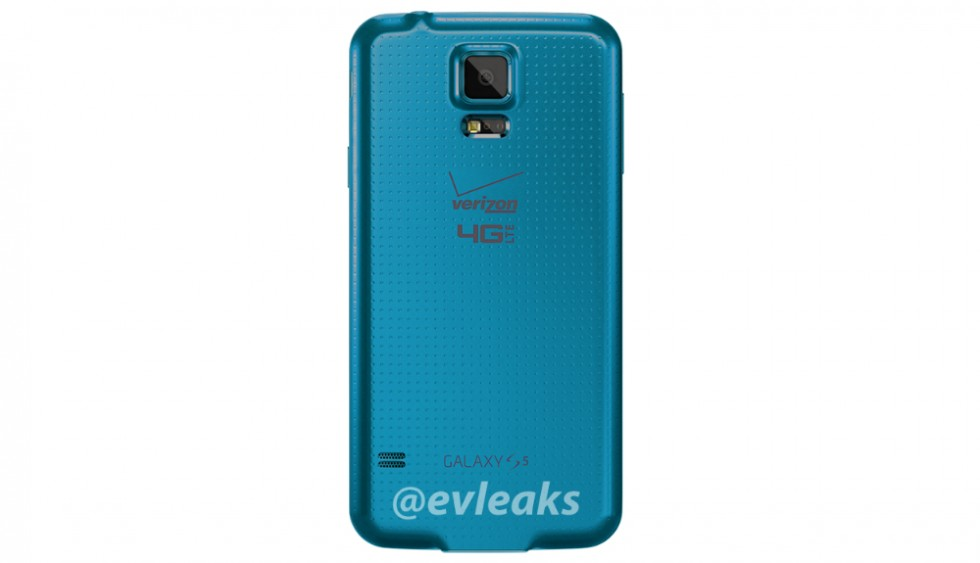 samsung galaxy s5 colors verizon. it looks as if another colorway for the galaxy s5 from samsung is being prepared to launch on verizon\u0027s network. thanks @evleaks, this our first look colors verizon