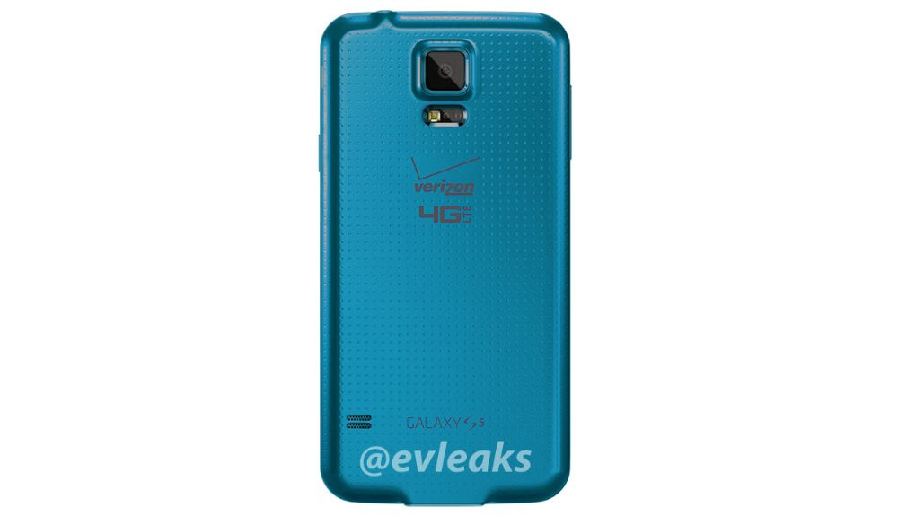 Galaxy S5 Blue Verizon