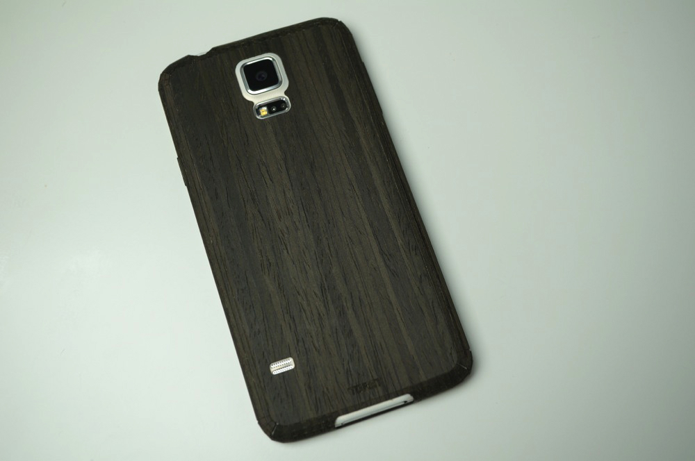 Galaxy S5 Toast Cover - Header