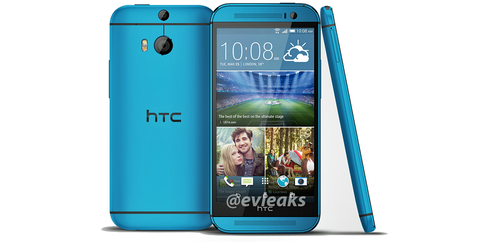 HTC One M8 BLUE