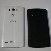 LG G3 Comparison - 10